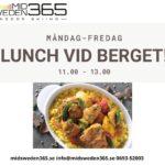 Kom & ät lunch hos oss!
